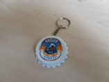 Bottle Cap Style Bottle Opener Keyrings