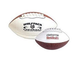 Personalized Full size American footballs
