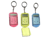 Promotional Keychain Transparent Calculator