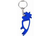 Customized Beer Bottle Opener Keyring