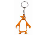 Bottle Opener Keychain Penguin Shape