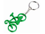 Bicycle Shape Keyring Bottle Opener
