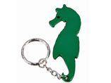 New Seahorse Shape Bottle Opener Keyring