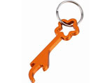 With Your Logo Beer Bottle Opener Keyring
