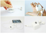 Customized Earphone Cable Winder