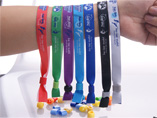 Best Promotion Gifts Woven Wristband for Your Brand