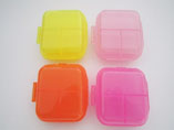 Colorful Pillbox for Promotion