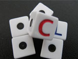 With Your Logo Customized Dice