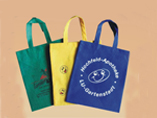 Promotional Friendly Handy Tote non woven bags for