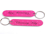 Promotional gifts custom mini key chain nail file