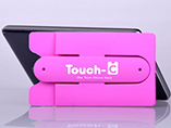 China Wholesale Silicone Card Holder Attach to the Back of Smart Phone
