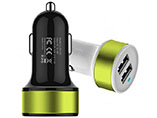 Top Quality 2 USB Wholesale Car Mobile Charger