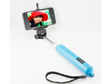 Adjustable Wireless bluetooth selfie stick with Zoo