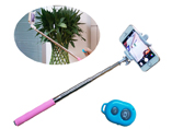 Lovely Mini selfie monopod with Remote Bluetooth Shutter