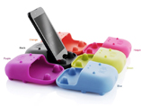 Multi-function Hippo Silicone Phone Speaker Amplifi