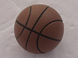 Promo items China supplier PU stress basketball