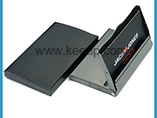 Wholesale Branded Logo Metal Card Case
