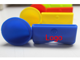 Wholesale Custom Logo Silicone Horn Speaker for iPh