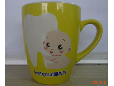 Promotional Custom 350ML Ceramic Mug