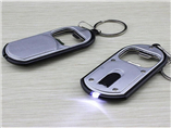 Branding Ad products LED Beer Bottle Opener Keychai