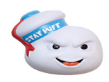 PU anti-stress reliever with white hat and emoji fa