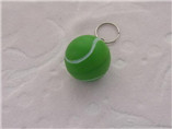 promotional custom logo tennis PU foam stress ball