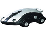customized mouse car shaped anti-stress reliever