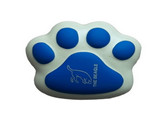 personalized bear paw stress reliever for children