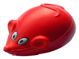 red mouse stress reliever for promo