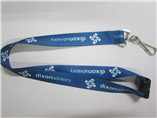 promotional heat transfer printing neck lanyard