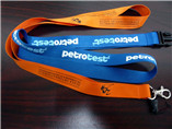 personalized high quality lanyard for business use