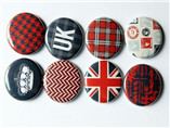 Cheap Promotional Badges Pin Badge Round Button Bad