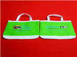 Customize the non-woven bags with yoour own logo