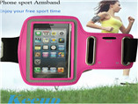 Running PVC+Neoprene Armband for mobile phone