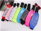 Customize Clear Touch Screen Waist Belt Bag for Running