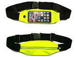 2016 wholesale waterproof sports mobile phone waist bag