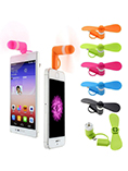Hot Promo gifts multi function smartmobile fans