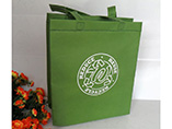 Handled Style and Non-woven Material shopping bag