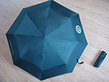 Practical 3 folding advertising umbrella gifts with
