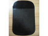 Black grid type dashboard used PU sticky pad for wh