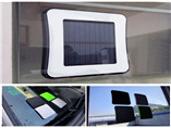 Exhibition dedicated solar power bank for promotion