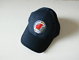Bright color custom baseball cap with embroidery logo