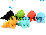 Desktop doll Stereo Sound Mini Speaker