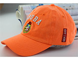 Promotional custom baseball cap with 3D embroidery