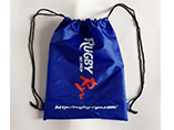 Custom Printed Nylon Drawstring Bags
