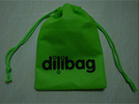 Personalized Non-woven Drawstring Bags