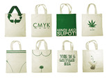 Durable non woven bag with logo imprint