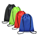 wholesale concise environmental protection drawstring bag