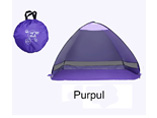 Fast beach tent with your customized logo prinitng