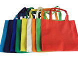 Promotional Cheap folding non woven bag with customized logo